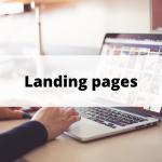 landing page copywriter
